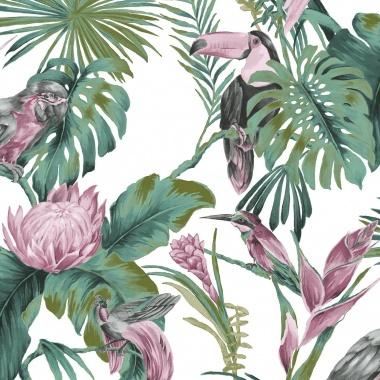Papel Pintado Tropical - TROPPO 01 | MURAKE - 80226