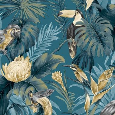 Papel Pintado Tropical - TROPPO 03 | MURAKE - 80228