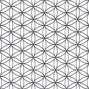 Papel Pintado Flor Geométrica - MASCO 02 | MURAKE - 80271