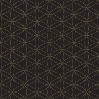 Papel Pintado Flor Geométrica - MASCO 05 | MURAKE - 80274