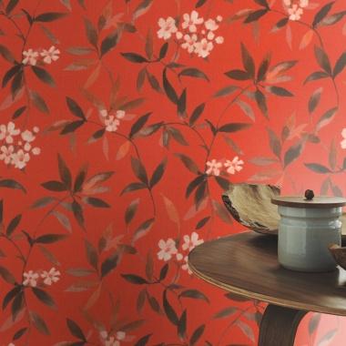 Papel Pintado Flores - BOYNE 05 | MURAKE - 942442