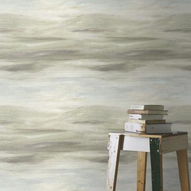 Papel Pintado Raya horizontal  - BANN 02 | MURAKE - 642407