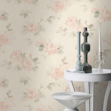 Papel Pintado Flores - ERNES 01 | MURAKE - 652411