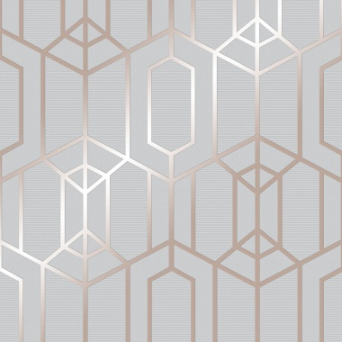 Papel Pintado Geométrico - GUNMA 03 | MURAKE - 45112
