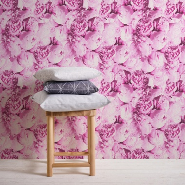 Papel Pintado Floral - SUNDOK 893731 | MURAKE - 893731