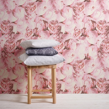 Papel Pintado Floral - SUNDOK 893733 | MURAKE - 893733