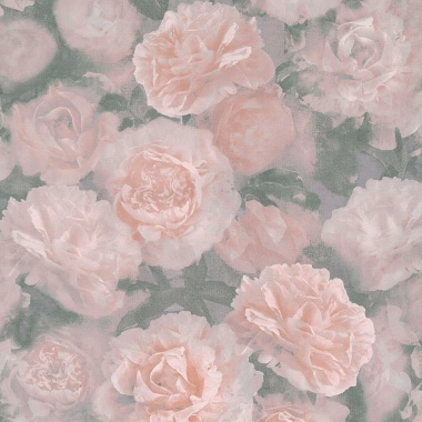 Papel Pintado Floral - NAPSID 204731   MURAKE - 204731
