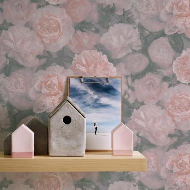 Papel Pintado Floral - NAPSID 204731 | MURAKE - 204731