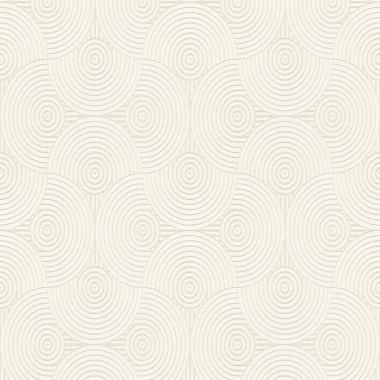 Papel Pintado Círculos Minimalistas - FJELNA 01 | MURAKE - 517531