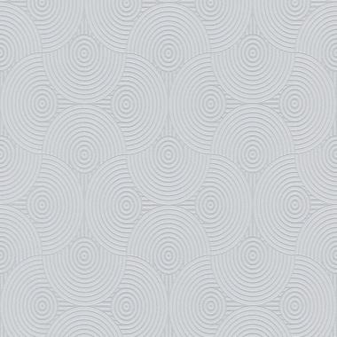 Papel Pintado Círculos Minimalistas - FJELNA 02 | MURAKE - 517532