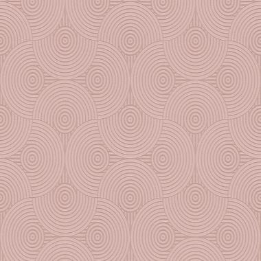 Papel Pintado Círculos Minimalistas - FJELNA 03 | MURAKE - 517533
