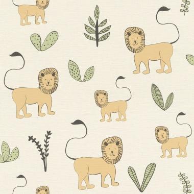 Papel Pintado Animales - LEUW  | MURAKE - 71350