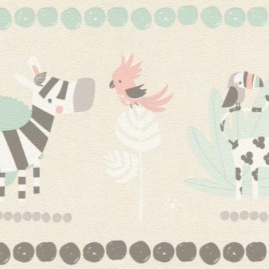 Papel Pintado Animales - ANSH 01   MURAKE - 89426