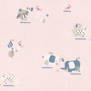 Papel Pintado Animales - CASMA 02   MURAKE - 79424