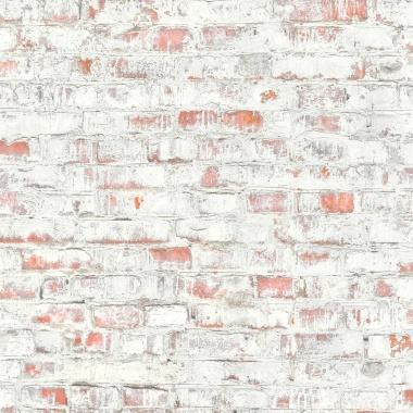 Papel Pintado Ladrillo - LAINA  | MURAKE - 194631