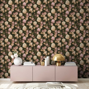 Papel Pintado Flores - TELFORD 01 | MURAKE - 506731