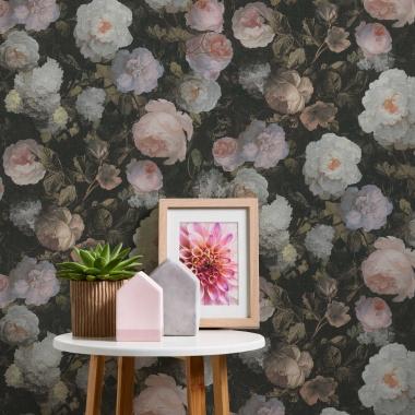 Papel Pintado Flores - TELFORD 05 | MURAKE - 506735