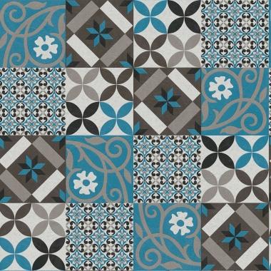 Papel Pintado Azulejo - GAIBA 02 | MURAKE - 486732