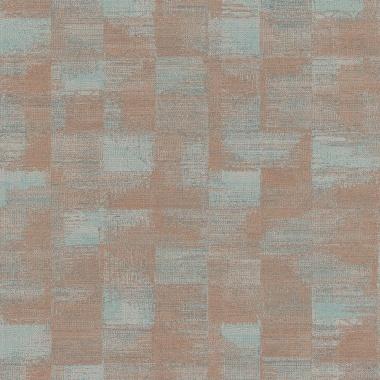 Papel Pintado Azulejos efecto textil - GIOLOU 03 | MURAKE - 970039