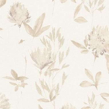 Papel Pintado Flores - GRODAS 02 | MURAKE - 894432