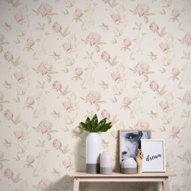 Papel Pintado Flores - GRODAS 03 | MURAKE - 894433