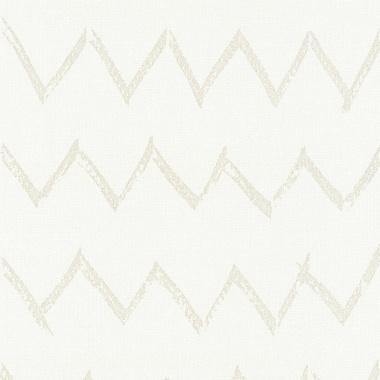 Papel Pintado Rayas ZigZag - HAMNAS 01   MURAKE - 475631