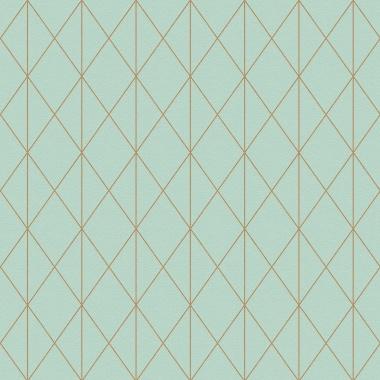 Papel Pintado Geométrico - KALVAG 02 | MURAKE - 575632