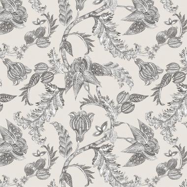 Papel Pintado Flores - XIAMEN 04 | MURAKE - 85313