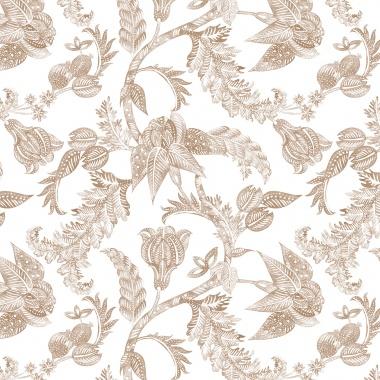 Papel Pintado Flores - XIAMEN 07 | MURAKE - 85316