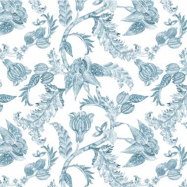 Papel Pintado Flores - XIAMEN 09 | MURAKE - 85318