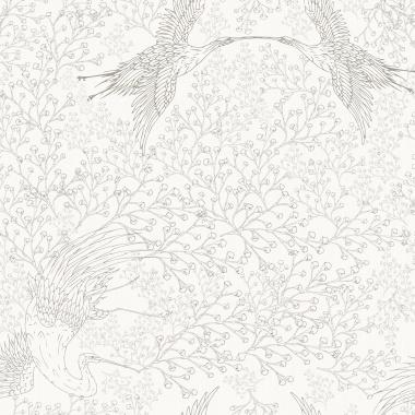 Papel Pintado Grullas - NANKIN 04 | MURAKE - 85343