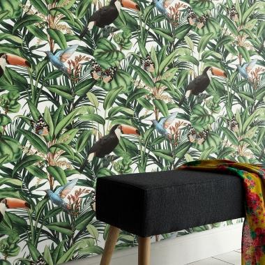 Papel Pintado Tropical - MAYARÍ 01 | MURAKE - 211001