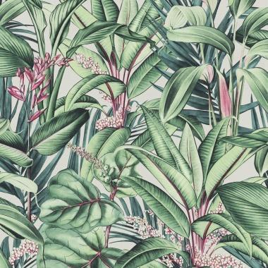 Papel Pintado Tropical - MARIGOT 01 | MURAKE - 211003