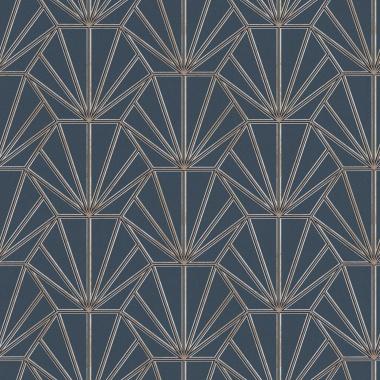 Papel Pintado Geométrico - FELICETO 03 | MURAKE - 825733