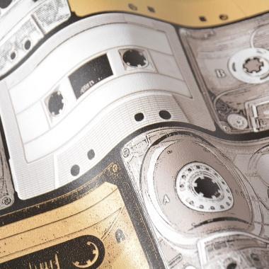 Papel Pintado Casete - TAPES 01 | MURAKE - 16123