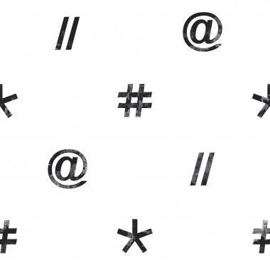 Papel Pintado Símbolos - TERERE 01 | MURAKE - 16128