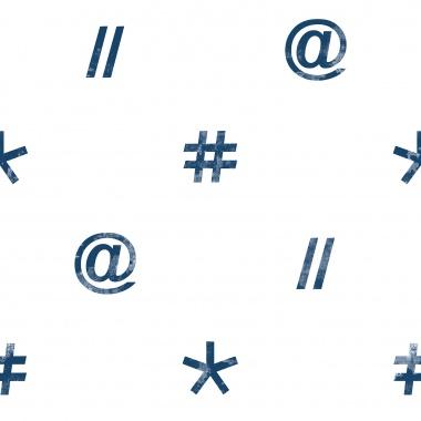 Papel Pintado Símbolos - TERERE 02 | MURAKE - 16129