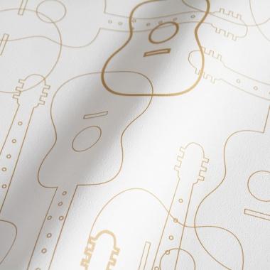 Papel Pintado Guitarras - GITARIS 02 | MURAKE - 16131