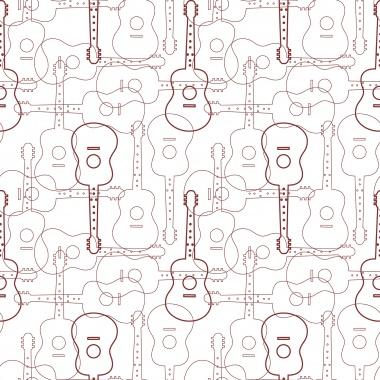 Papel Pintado Guitarras - GITARIS 03 | MURAKE - 16132