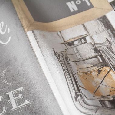 Papel Pintado Panel de Madera - URUKUTA 01 | MURAKE - 16139