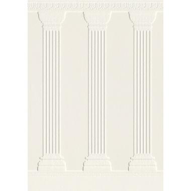 Papel Pintado Zócalo Columnas - ZÓCALO GODA  | MURAKE - 10711