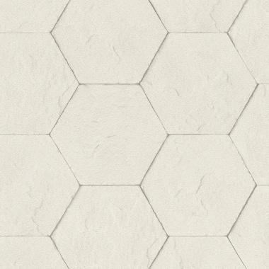 Papel Pintado Baldosas Hormigón - DOVER 01 | MURAKE - 17241