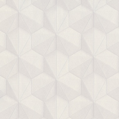 Papel Pintado Flor Geométrica - NIERS 01 | MURAKE - 730220