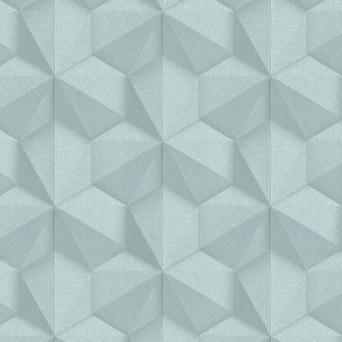 Papel Pintado Flor Geométrica - NIERS 02 | MURAKE - 730221