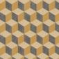 Papel Pintado Cubos 3D - CEDEC 08   MURAKE - 302267