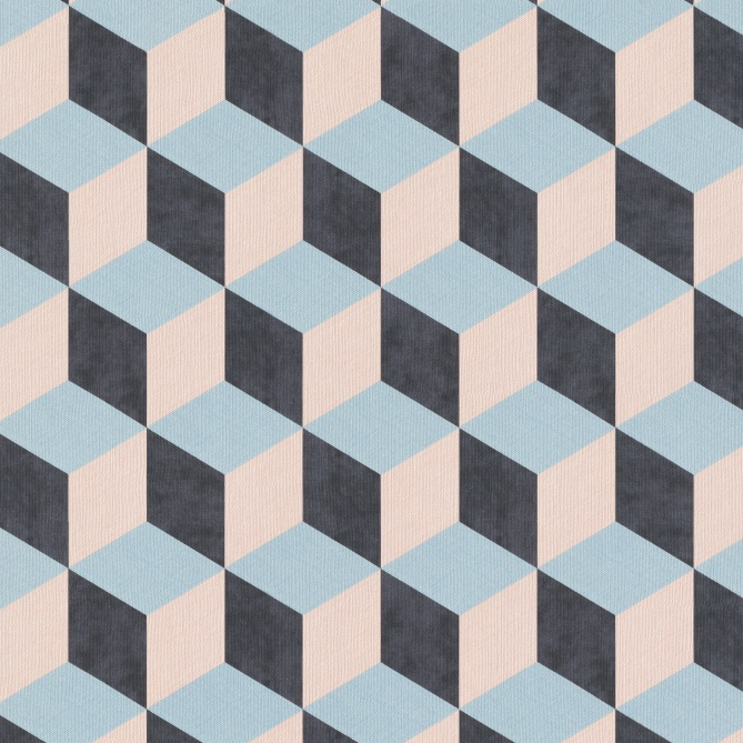 Papel Pintado Cubos 3D - CEDEC 09 | MURAKE - 302268