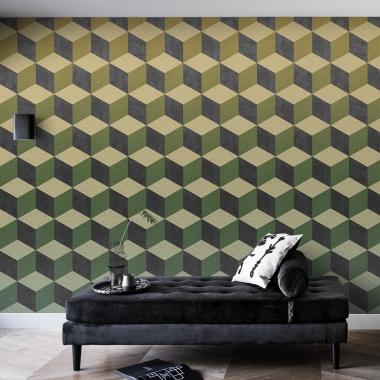 Mural Cubos 3D - ENBEK 01 | MURAKE - 14021