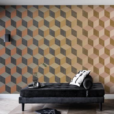 Mural Cubos 3D - ENBEK 05 | MURAKE - 14025