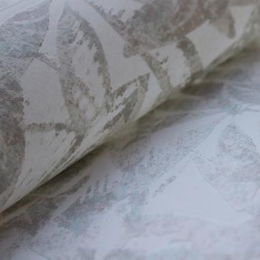 Papel Pintado Hojas abstractas - KAPEDES 03   MURAKE - 970035