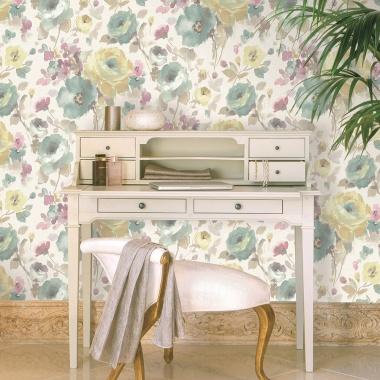 Papel Pintado Flores - MISTIA 304005 | MURAKE - 304005